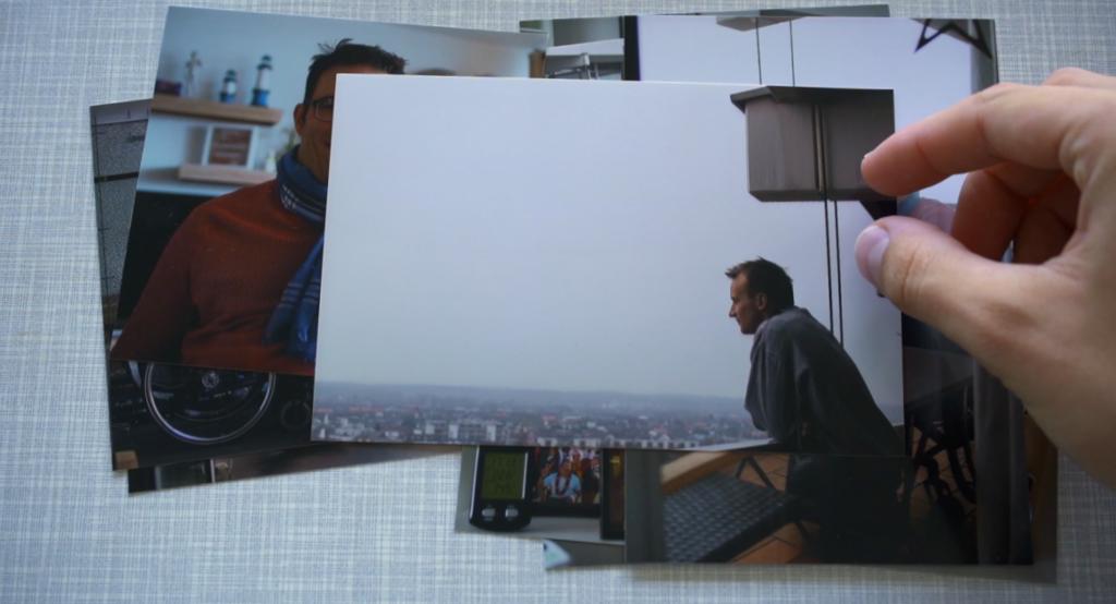 """Filmstill aus """"Warum Photographieren Wie Photographieren"""""""
